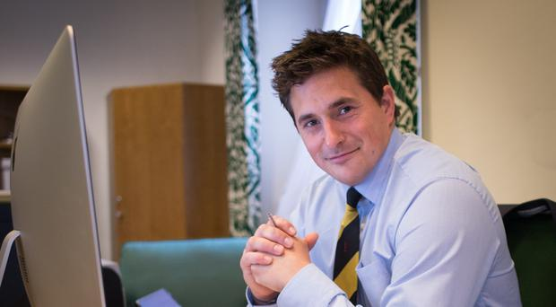 Johnny Mercer (Stefan Rousseau/PA)