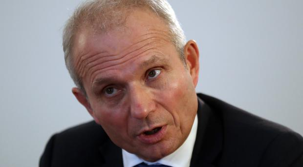 David Lidington will appear at the second day of the annual CYBERUK security conference (Andrew Milligan/PA)