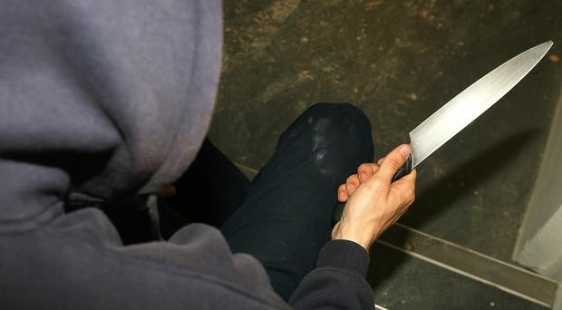Knife crime (Katie Collins/PA)