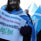 Independence supporters are 'delusional' if they expect an second referendum immediately, Kenny MacAskill said (Andrew Milligan/PA)