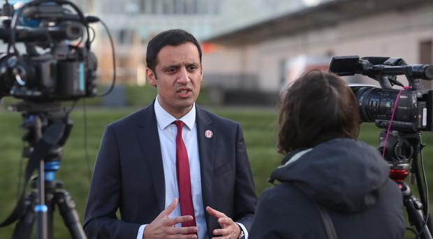 Anas Sarwar said he hopes the definition is adopted at the Scottish Parliament (Jane Barlow/PA)