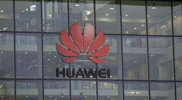 UK Headquarters of Huawei in Reading (Steve Parsons/PA)