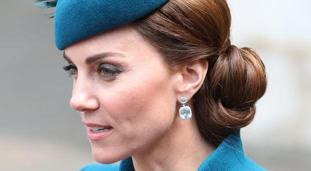 The Duchess of Cambridge will open the new home of the Anna Freud National Centre for Children and Families (Andrew Matthews/PA)