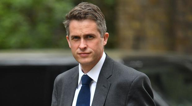 Gavin Williamson, who denies any involvement in the leak, was fired by Prime Minister Theresa May (Dominic Lipinski/PA)