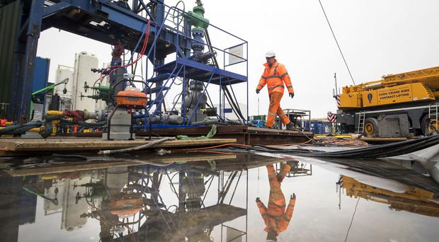 A Court of Session ruling in June 2018 found that as a matter of law, there is no prohibition against fracking in Scotland (Danny Lawson/PA)