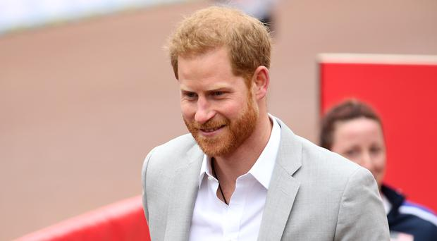 The Duke of Sussex has postponed part of his visit to Holland (Paul Harding/PA)