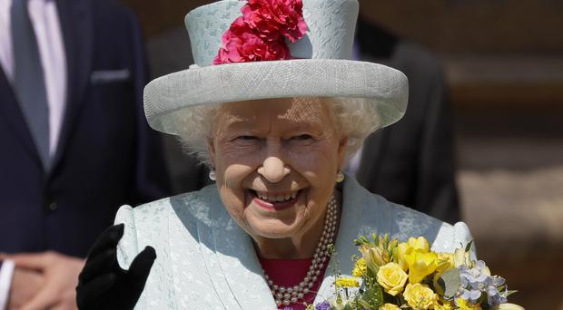 The Queen is to attend the wedding of Lady Gabriella Windsor (Kirsty Wigglesworth/PA)