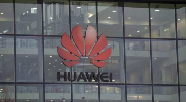 Huawei headquarters in the UK (Steve Parsons/PA)