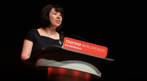 Shadow Health Secretary Monica Lennon called for an investigation after complaints by radiographers about bullying and harassment at NHS Ayrshire and Arran (Mark Runnacles/PA)