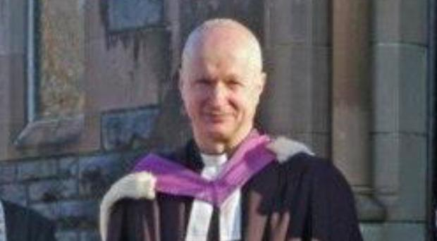 Rev Johnny Paton took up his post on the Isle of Mull in 2013 (Paton Family)