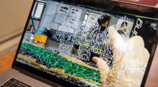 The tool will help build a racing car for a competition (University of Bath/PA)