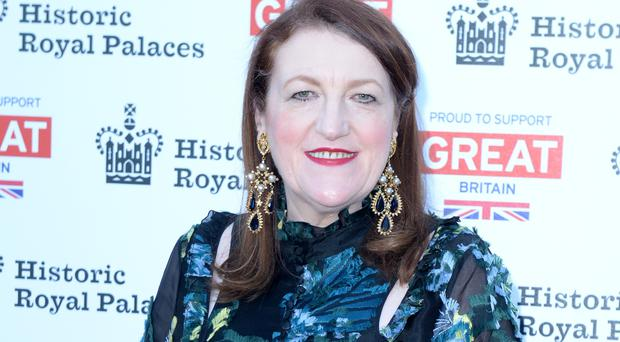 Glenda Bailey will be made a dame at an investiture ceremony at Buckingham Palace (Anthony Devlin/PA)
