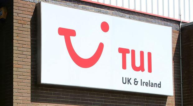 TUI has been urged to 'put things right' (PA)