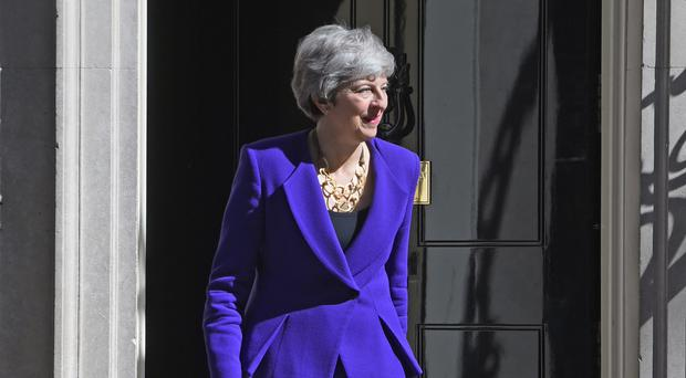 Prime Minister Theresa May (PA/Kirsty O'Connor)