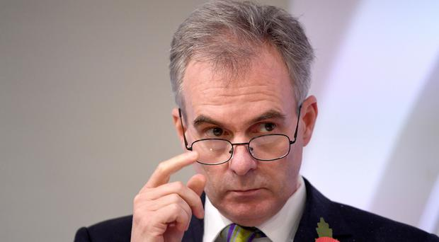 Ben Broadbent has warned over the damaging impact of further Brexit delays as Britain faces the longest run of falling business investment since the Second World War (Stefan Rousseau/PA)