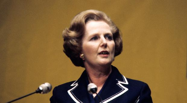Lord Dobbs worked closely with the late Baroness Thatcher (PA)