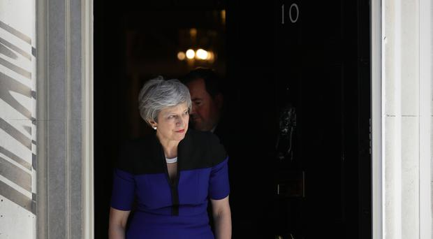 Prime Minister Theresa May (Aaron Chown/PA)