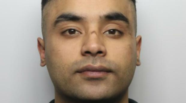 Hamza Ali Hussain has been jailed for eight years (West Yorkshire Police/PA)