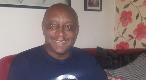 Michael Gilchrist, 59, who was shocked with a stun gun eight times (Family handout/PA)
