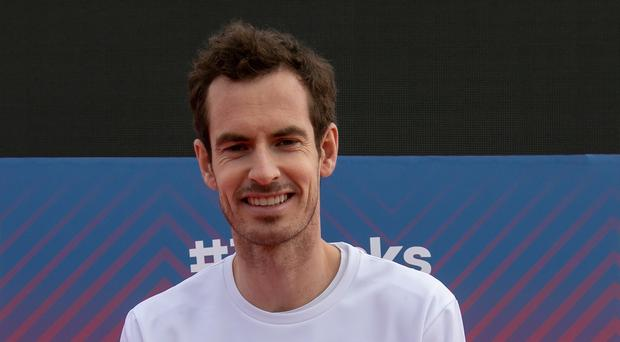 Andy Murray will head to the palace (Andre Baker Photography/PA)