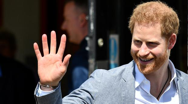 The Duke of Sussex has accepted substantial damages (Daniel Leal-Olivas/PA)