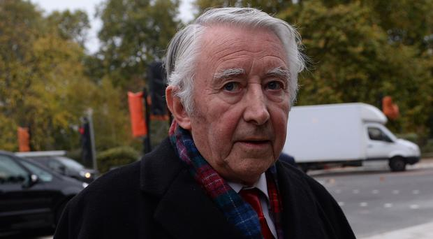 An investigation into Lord David Steel found there 'there are no grounds for action' against the former leader of the Liberal Democrats (Stefan Rousseau/PA)