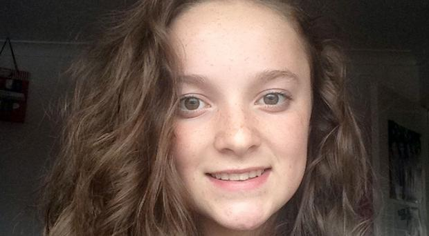 Megan Lee died from an asthma attack after eating a takeaway (Lancashire Police/PA)