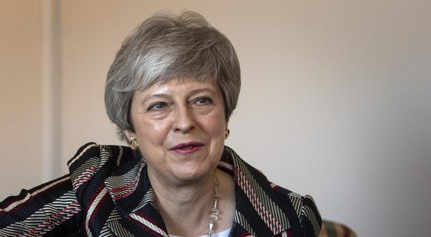 Prime Minister Theresa May is yet to set a departure date (Victoria Jones/PA)