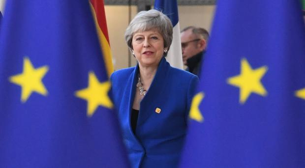 The dying days of Theresa May's premiership will be dominated by the issue of Europe (Stefan Rousseau/PA)