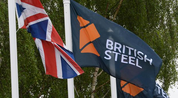 British Steel employs more than 4,000 workers, mainly in Scunthorpe (Anna Gowthorpe/PA)