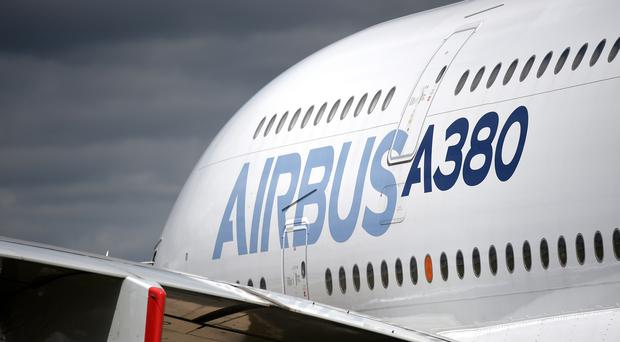 Airbus already operates its own wing manufacturing facilities for other aircraft in its portfolio, at Broughton in north Wales and at Filton, near Bristol (stock photo)