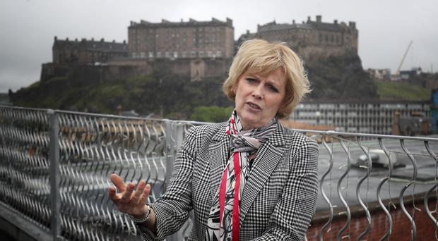Anna Soubry criticised politicians for not standing up for what they believe in (Jane Barlow/PA)