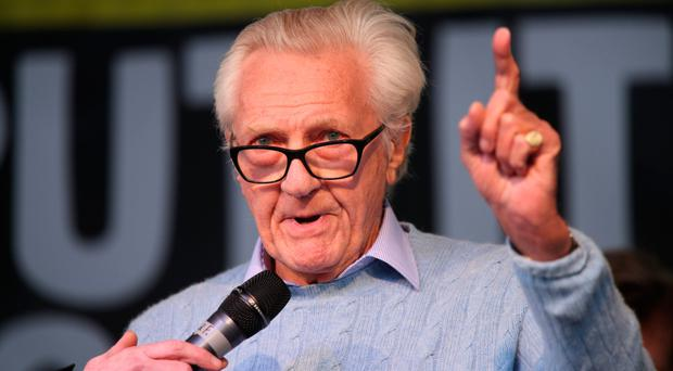 Experiment: Michael Heseltine