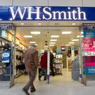 WH Smith boss Stephen Clarke is to step down at the end of October after six years at the helm of the retailer (Philip Toscano/PA)