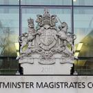 Godfrey Tshuma was taken to Westminster Magistrates' Court in London (PA)