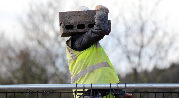 Galliford Try is to refocus its construction business on building, water and highways (David Davies/PA)