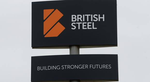 Union leaders will hold talks with the Government on the future of British Steel (Anna Gowthorpe/PA)