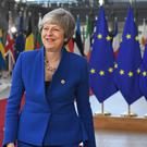 Theresa May has set out a 10-point compromise package (Stefan Rousseau/PA)