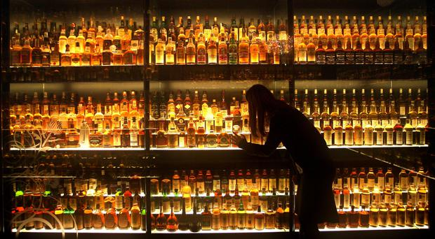 Whisky industry figures are gathering in Edinburgh (David Cheskin/PA)