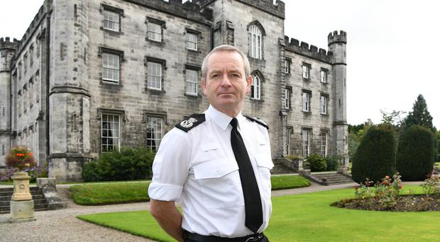 Chief Constable Iain Livingstone said Brexit was costing Police Scotland over £300,000 a week (Police Scotland/PA)