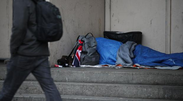 The Scottish Government is consulting on expanding legislation on temporary homeless accommodation (Yui Mok/PA)