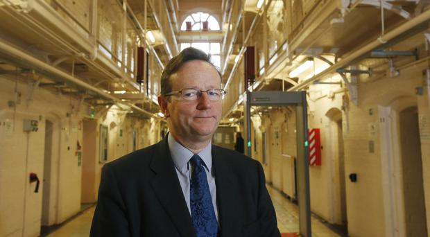David Strang has published an interim report into mental health care in NHS Tayside (Danny Lawson/PA)