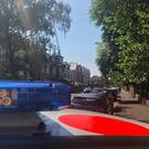 Police sealed off parts of Kingston in south west London, including two polling stations, after a Second World War bomb was found on a building site (Kingston MPS/PA)