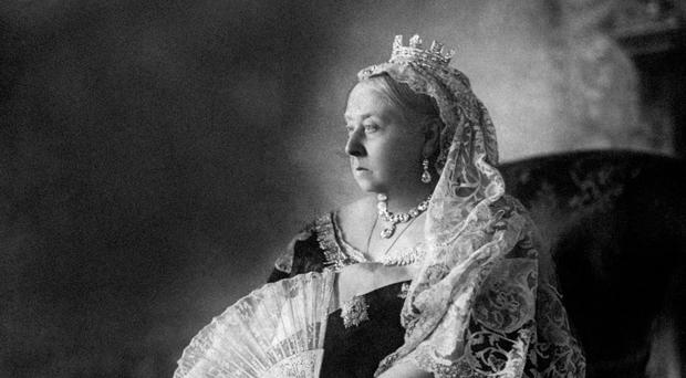 Queen Victoria's Diamond Jubilee photographic portrait (PA)