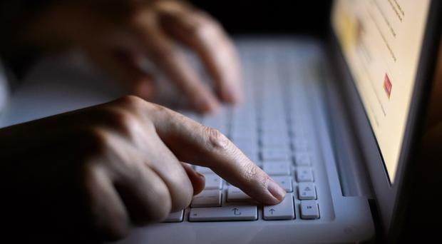 The figures show how the age gap is closing when it comes to internet use (Dominic Lipinski/PA)