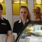 The Willow Tea Rooms in Glasgow is to offer camel milk coffees to help Kenyan farmers (DfID/PA)