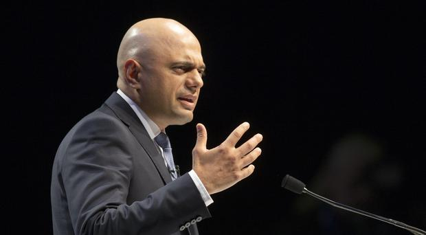 Home Secretary Sajid Javid is to stand in the Tory leadership contest (Jane Barlow/PA)