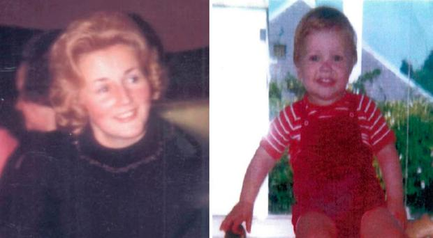 Renee MacRae, who disappeared with her son Andrew in 1976