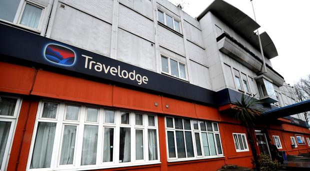 A total of 17 new Travelodges are to be opened this year (Anthony Devlin/PA)