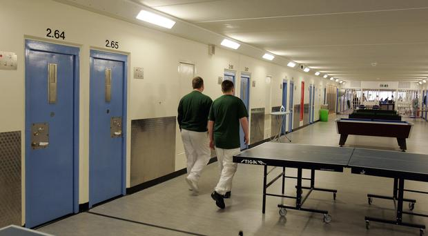 HM Chief Inspector of Prisons for Scotland Wendy Sinclair-Gieben said there are concerns over a rising prison population and staffing (Andrew Milligan/PA)